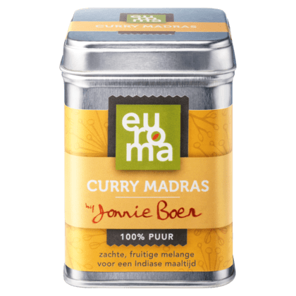 Euroma Jonnie Boer Curry Madras product foto