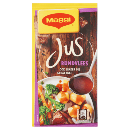 Maggi Jus rundvlees product foto