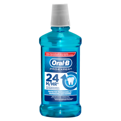 Oral-B Mondwater pro expert product foto