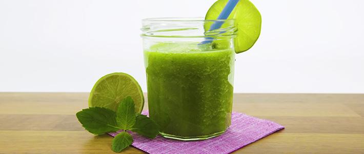 Fonkelnieuw Groene smoothie - Recepten VW-44